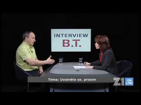 Interview Báry Tachecí na Z1 - Interview BT, host: Jan Kraus (Někteří lidé říkají)