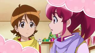 Megumi Aino  - (HappinessCharge PreCure!) - Megumi x Seiji - Be With You