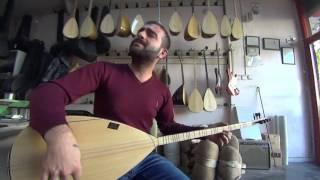 Yusuf Köse Zahidem 46 Tekne ⛵️ Oyma Dut Divan Bağlama Alıcı Saz Evi