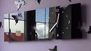 10 najpopularniejszych zegarów ściennych FLEXISTYLE