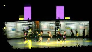 So You Think You Can Dance Tour 2011: Top 10 - Yeah 3x Final