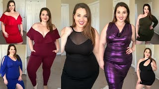 Super Affordable Holiday Haul from Curvy Sense |Plus Size Fashion|