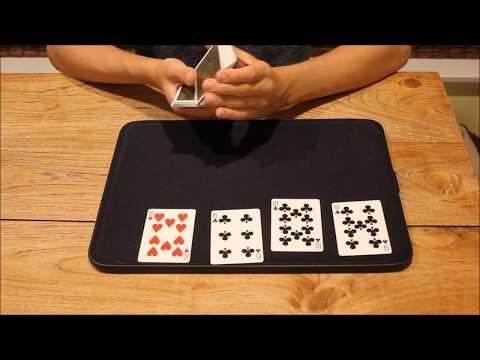 CARD TRICKERY 4 5,6