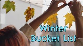 Dinge, die man Herbst/Winter machen kann - BUCKET LIST mit Verlosung!!! |funnypilgrim