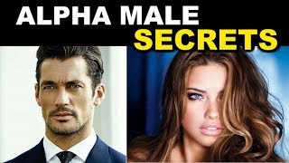 🔥5 ALPHA Male SECRETS to ATTRACT Women - THIS WORKS!🔥How to IMPRESS women - Strategies