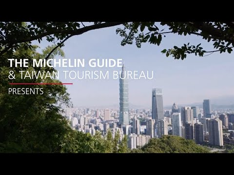 We are Ready Taiwan -Michelin Guide Taipei & Taichung (video 1)