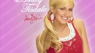 [Audio] Ashley Tisdale - Never Gonna Give You Up with lyrics
