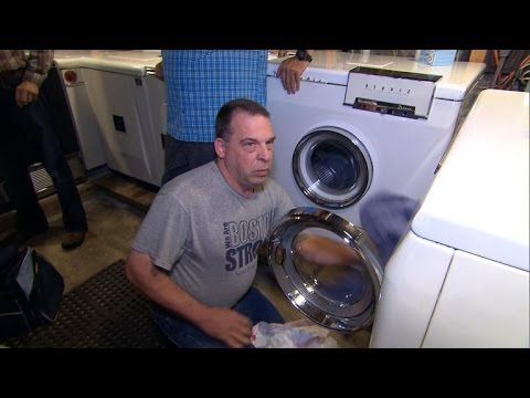 Washing machine collectors awash with enthusiasm on laundry day