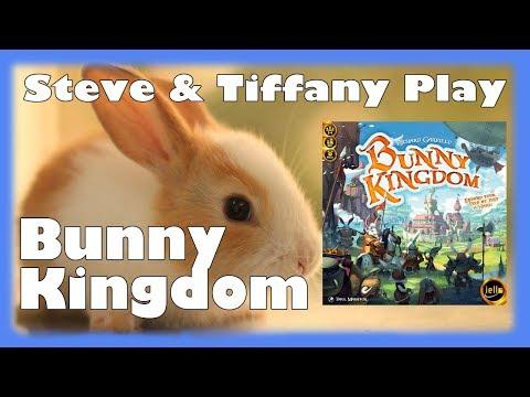 Steve & Tiffany Learn & Play: Bunny Kingdom
