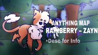 RAINBERRY - ANYTHING MAP [DONE🌻