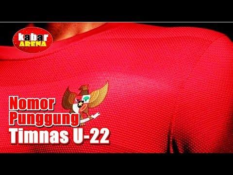 Nomor Punggung Pemain Timnas U-22 | Garuda Muda | AFF 2019