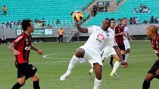 Bahia 1x1 Atlético-PR