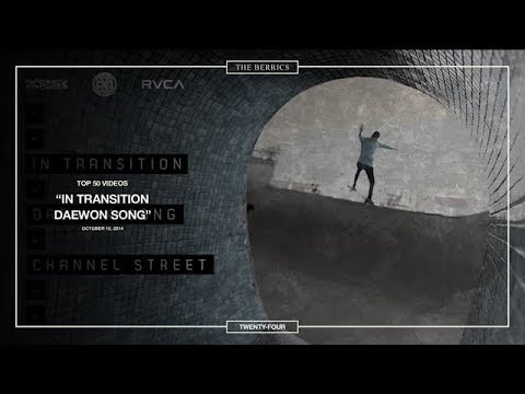 Berrics Top 50: 24 | Daewon Song - In Transition