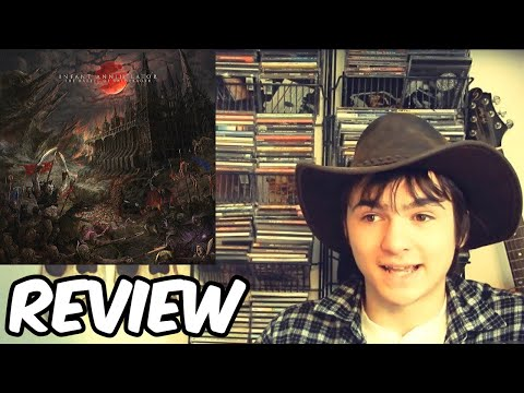 Infant Annihilator: The Battle of Yaldabaoth -- album review
