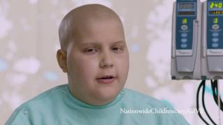Give Kids a Someday. Please Give at NationwideChildrens.org.