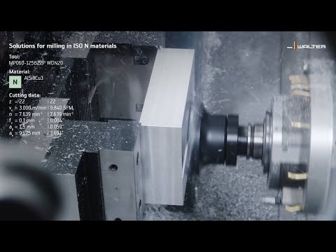 MP060, MP160, MP260 PCD MILLING CUTTERS Reduced cutting forces – less vibration.