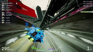 Formula Fusion 1.3.186 Update Gameplay Manahatta Course Pc