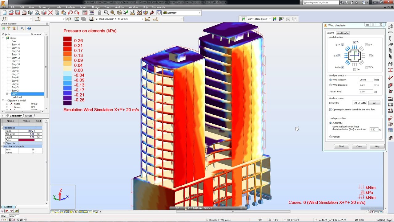Autodesk Robot Structural Analysis Professional Software Sales