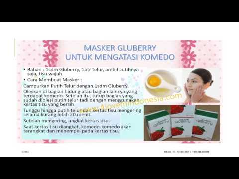 Video gluberry sejuta Manfaat 4 jovem 08117677884, BBM 3325FBFB