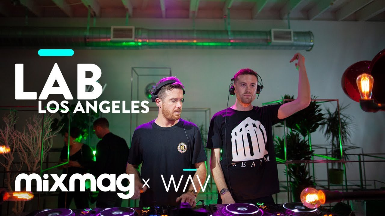 Gorgon City - Live @ Mixmag Lab LA 2018