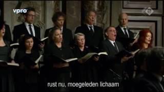 J.S. Bach - Wir setzen uns mit tränen nieder - Matthäus Passion (BWV 244)