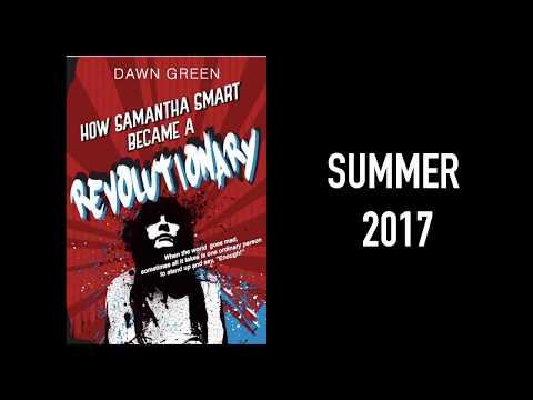 How Samantha Smart Became a Revolutionary  - Book Trailer
