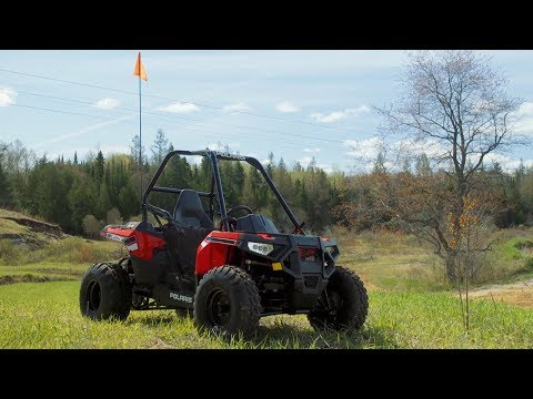 2017 Polaris Ace 150 EFI in Rapid City, South Dakota - Video 1