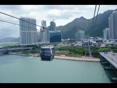 Ngong Ping 360, une télécabine panoramique sur Hong Kong