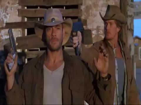 Jean Claude Van Damme Desert Heat - best scene