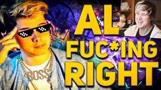 Виндяй Remix - All Fuc*ing Right - реакция на Обычный Парень