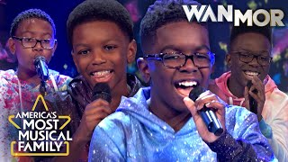 WanMor Channel Their Inner-Boy Band Singing \