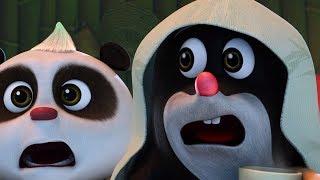 Мультики для детей - Кротик и Панда - Дождливый день + Непрошеные гости - Новые мультфильмы 2017