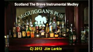 Scotland The Brave Instrumental Medley - McGuiggans Irish Seisiun Band.mpg