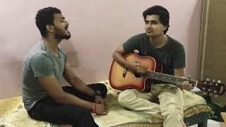 Lambiyaan si judaiyaan | Guitar cover| Raabta |Arijit Singh