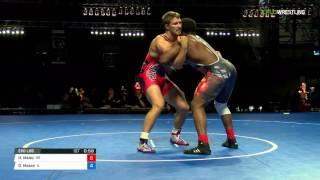 Junior GR 220 Finals - Haydn Maley (OR) vs. Darrell Mason (IL)