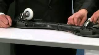 Speeron Waveboard (bis 65 kg), mit Schutztasche