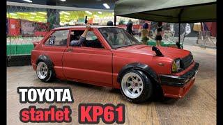 toyota starlet kp61 drift - मुफ्त ऑनलाइन वीडियो