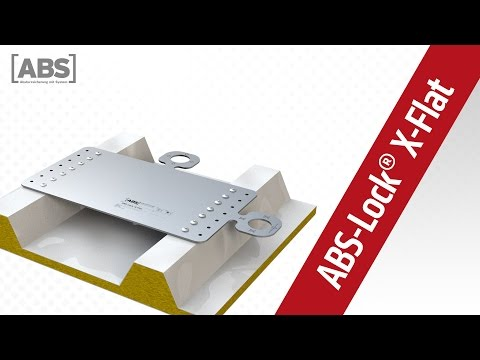 Kompakte Video-Präsentation zum Sekuranten ABS-Lock X-Flat.