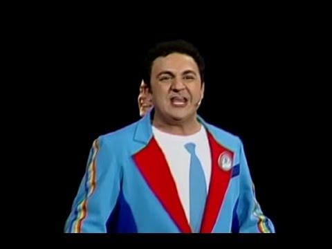 Topa video Arcoiris - Estudio CM Jul. 2013