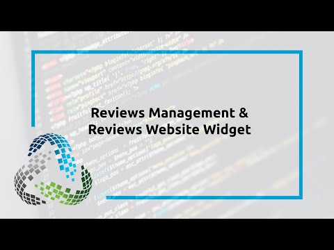 Reviews Management & Review Website Widget