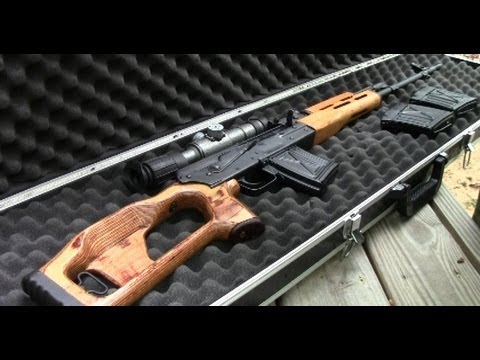 Poor Man's SVD Dragunov or Overgrown AK-47? - The Romanian PSL 54C Romak 3 | Tin Hat Ranch