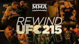 UFC 215 Rewind: Amanda Nunes Edges Valentina Shevchenko - MMA Fighting