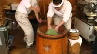 Смотреть онлайн Как в Японии готовят васаби