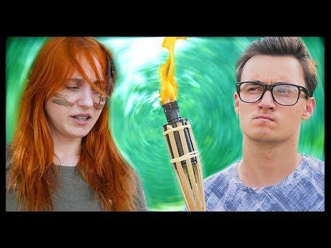 Robinsonův ostrov (parodie) | Lukefry