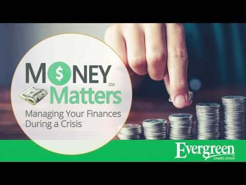 MoneyMatters Financial Education Course - Week 1: Creating a ...