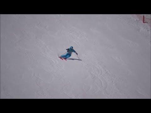Ryu TAKEDA: The 56th All Japan Ski Technique Championship