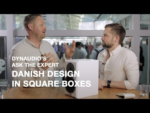 Designing Dynaudio loudspeakers