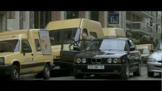 BMW M5 E34 Car Chase