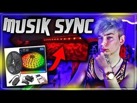 RGB LED die auf Musik/Stimmen reagieren!   Angel Tech