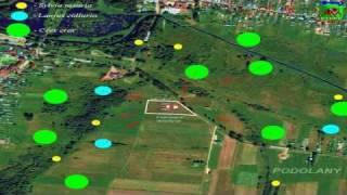 preview picture of video 'Urwald von Bialowieza (Polen) - Umsatz von 0,9 ha Baugrundstück'